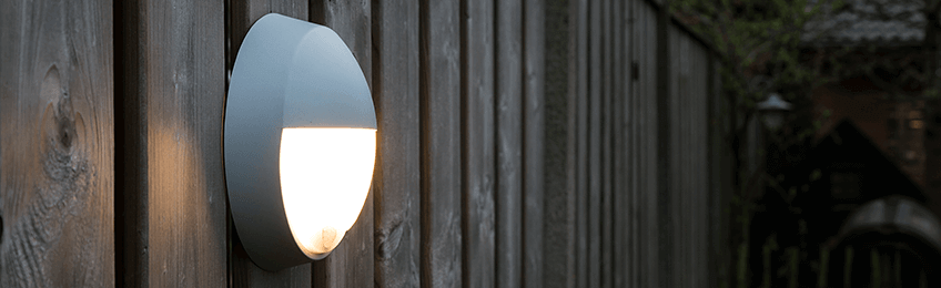 Sensorlampor utomhus