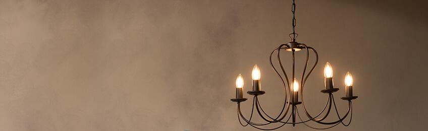 Kronljus LED