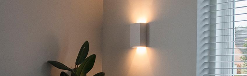 Vägglampa LED