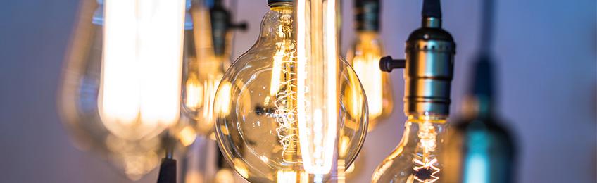 Erbjudande på glödlampor
