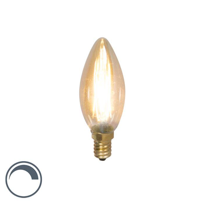 E14-dimbar-LED-glödlampa-3.5W-200lm-2100-K