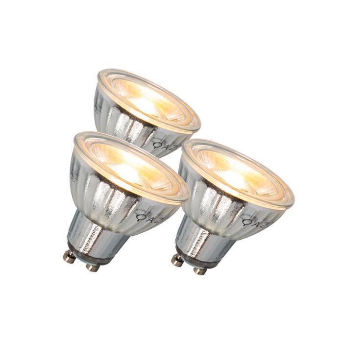 GU10-LED-7-Watt-500-Lumen-Varmvitt-Dimbar