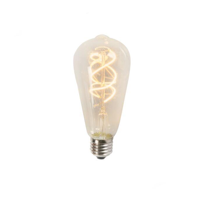 Déc-E27-LED-5-Watt-300-Lumen-Varmvitt