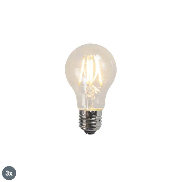 Filament-LED-lampa-A60-4W-2700K-klar-uppsättning-med-3
