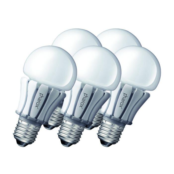 E27-LED-8-Watt-400-Lumen-Klart-vitt-Dimbar