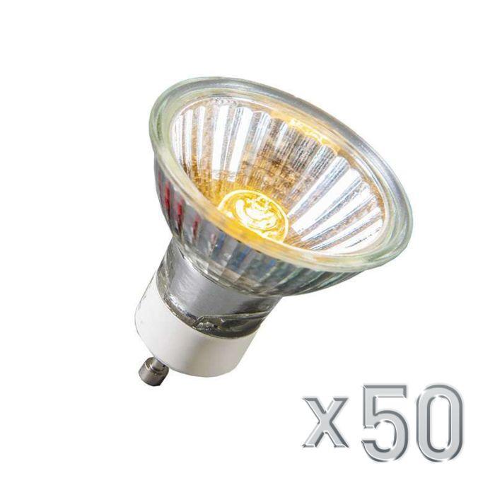 GU10-Halogen-40-Watt-350-Lumen-Varmvitt-Dimbar