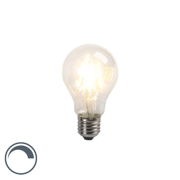 E27-dimbar-LED-glödlampa-4W-390LM-2200K
