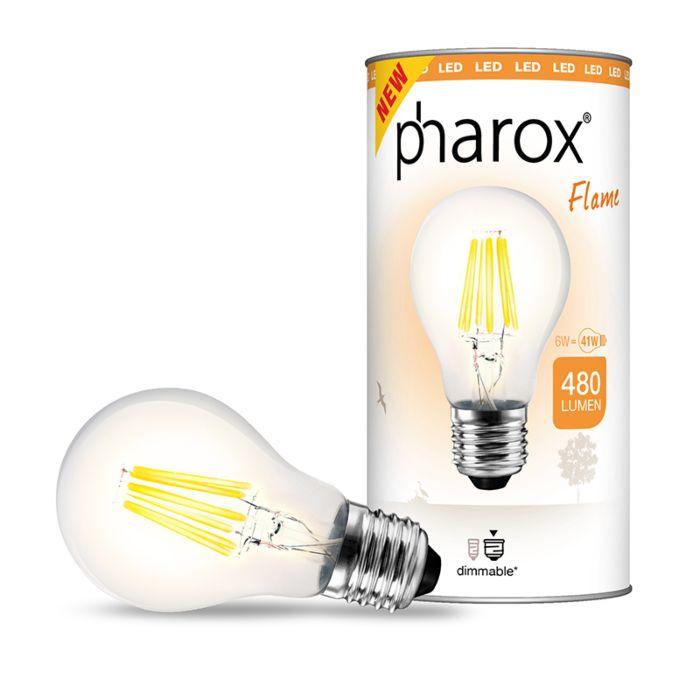 E27-LED-6-Watt-480-Lumen-Varmvitt-Dimbar