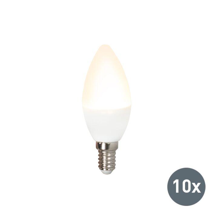 Kronljuslampa-E14-LED-3-Watt-250-Lumen-Varmvitt