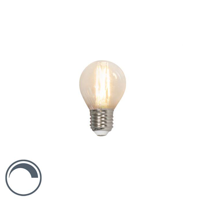 E27-dimbar-LED-glödlampa-P45-kullampa-3,5W-350lm-2700-K