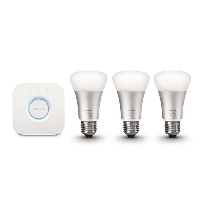 Set-om-3-LED-Philips-10W-E27