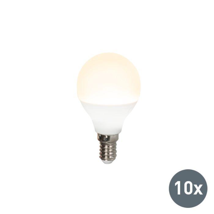Klotlampa-E14-LED-3-Watt-250-Lumen-Varmvitt