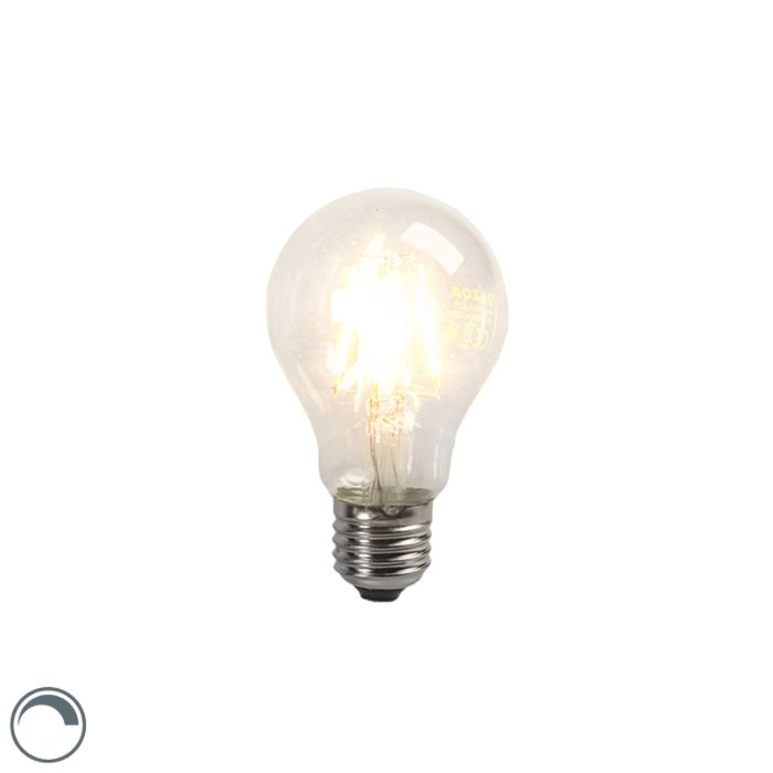 E27-dimbar-LED-glödlampa-4W-390LM-2700K