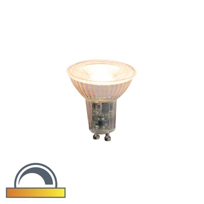GU10-dimbar-LED-lampa-5.5W-360lm-2000K---2700K