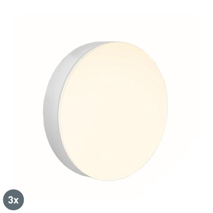 Uppsättning-av-3-GX53-LED-lampor-6W-400-lm-2700-K