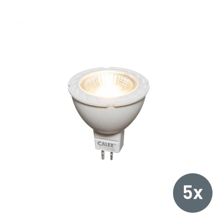 GU5.3-LED-7-Watt-550-Lumen-Varmvitt-Dimbar