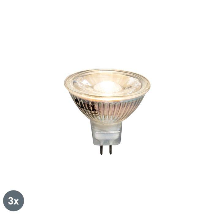 Uppsättning-av-3-LED-lampor-3W-230-lumen