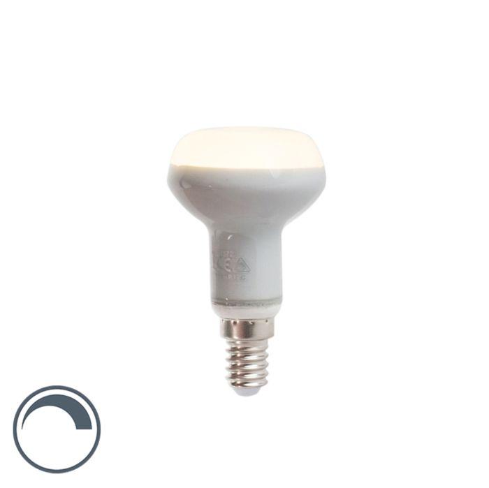 E14-dimbar-LED-reflektorlampa-R50-3W-220-lm-2800K