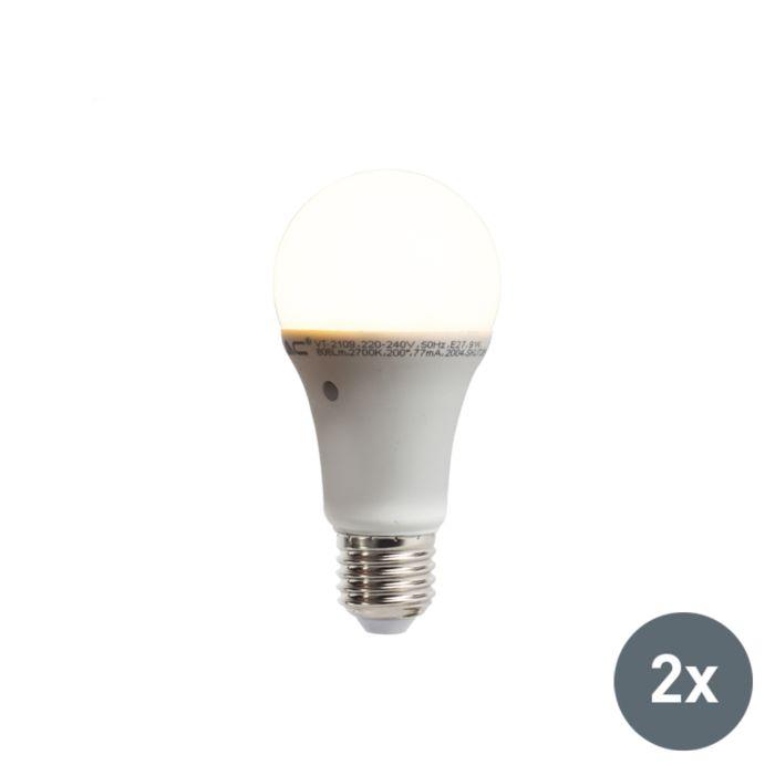 E27-LED-9-Watt-806-Lumen-Varmvitt