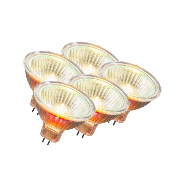 GU5.3-Halogen-20-Watt-200-Lumen-Varmvitt-Dimbar