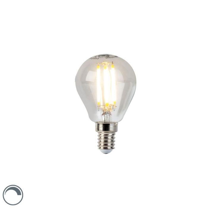 LED-glödlampa-E14-5W-470lm-P45-dimbar