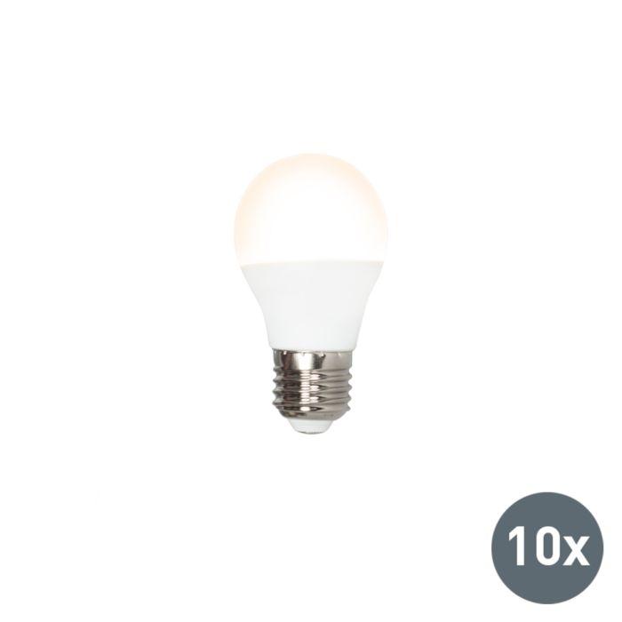 Klotlampa-E27-LED-3-Watt-250-Lumen-Varmvitt