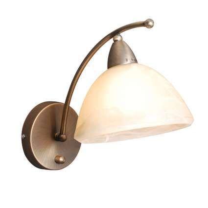 Vägglampa-med-dimmer-'firenze'-Klassisk-brons---Passande-för-LED-/-Inomhus