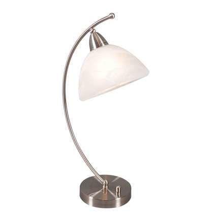 Bordslampa-med-dimmer-'Firenze'-Klassisk-stål---Inomhus