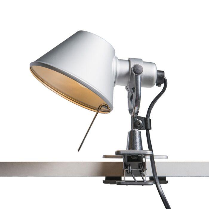Artemide-bordslampa-justerbar---Artemide-Tolomeo-micro-pinza