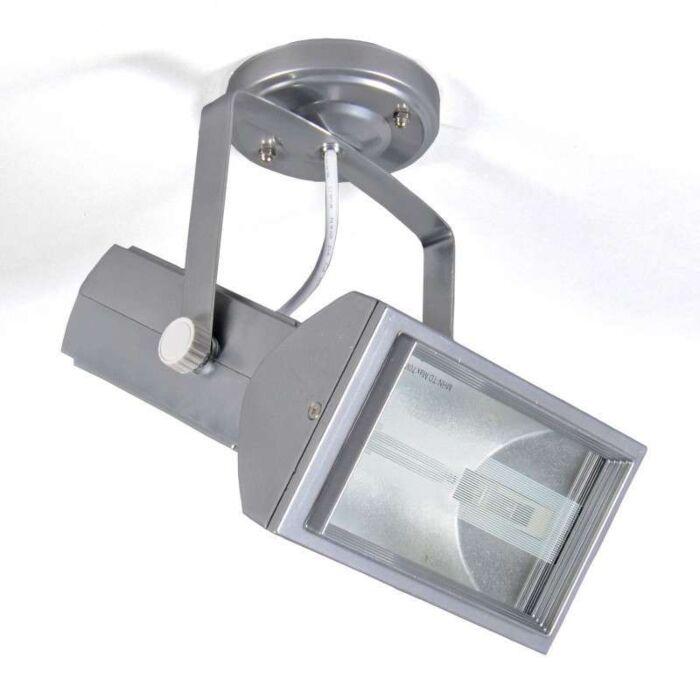 Plafond-strålkastare-'Archis'-Industriell-aluminium---Inomhus