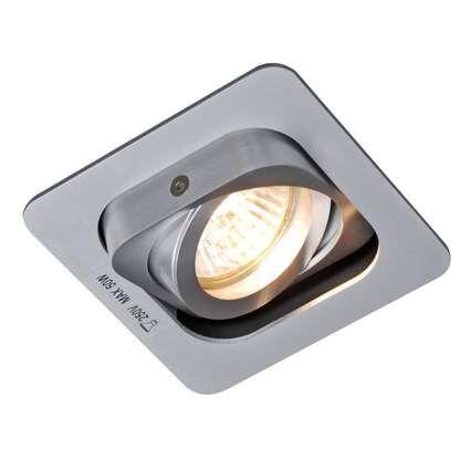 Spotlight/downlight-'Random-1'-Design-aluminium---Passande-för-LED-/-Inomhus