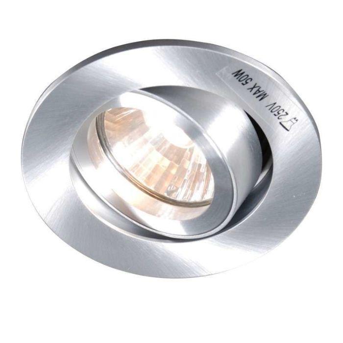 Spotlight/downlight-'Limit'-Design-aluminium---Passande-för-LED-/-Inomhus