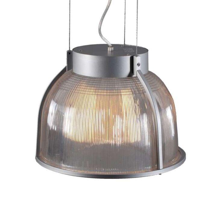 Taklampa-'Max-S'-Industriell-aluminium/polyester---Passande-för-LED-/-Inomhus