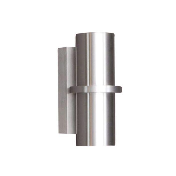 Designvägglampa-aluminium-IP54---Bas