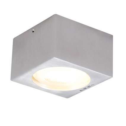 Plafond-och-vägglampa-'Antara'-Moderna-aluminium---Passande-för-LED-/-Utomhuslampa,-Inomhus