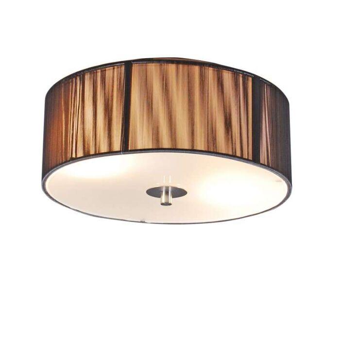 Klassisk-taklampa-antracit-30-cm---rep