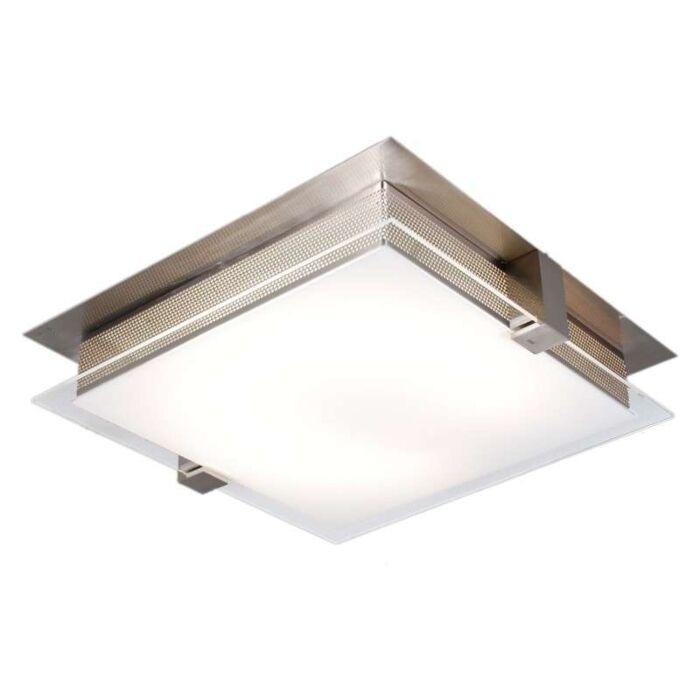 Plafond-'Edson-36'-Moderna-stål---Passande-för-LED-/-Inomhus