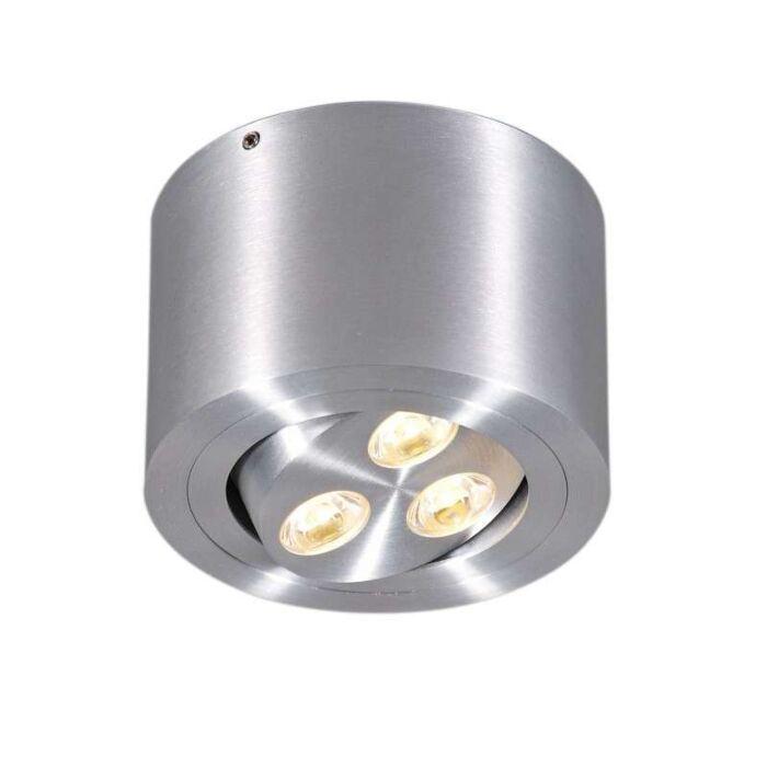 Plafond-strålkastare-'Keoni'-Moderna-aluminium---LED-inkluderat-/-Inomhus