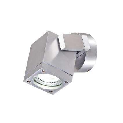 Vägglampa-'Tico'-Moderna-aluminium---Passande-för-LED-/-Utomhuslampa