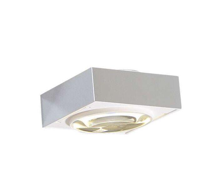 Vägglampa-'Vision'-Design-krom---LED-inkluderat-/-Inomhus