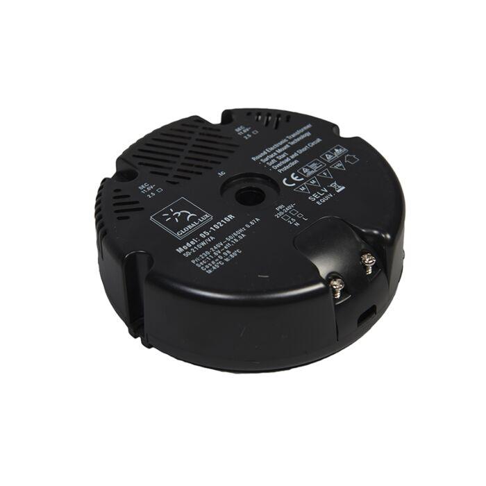 Transformator-50-210-watt-Rund
