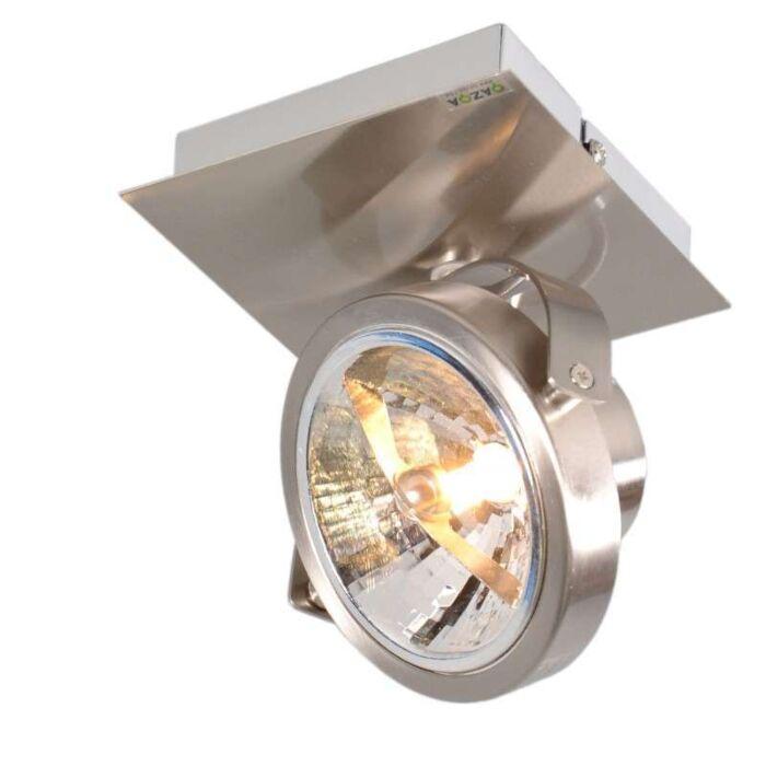 Plafond-strålkastare-'Go-1'-Moderna-stål---Inomhus