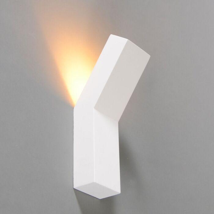 Designvägglampa-vit---Gipsy-Lyon-I.