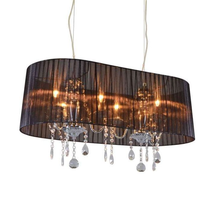 Ljuskronakrom-med-svart-80-cm-6-lampor---Ann-Kathrin