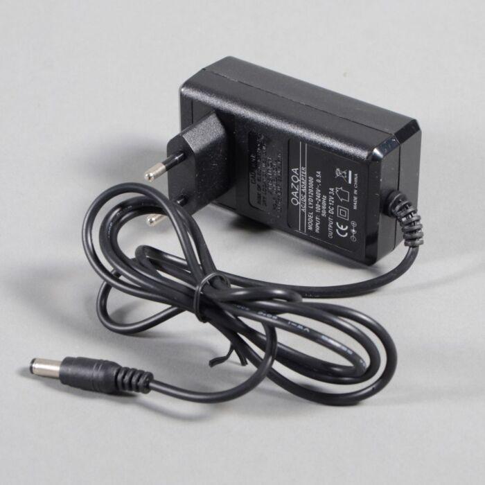 Driver-'Plug-In-36W-LED'-Nej-svart/polyester