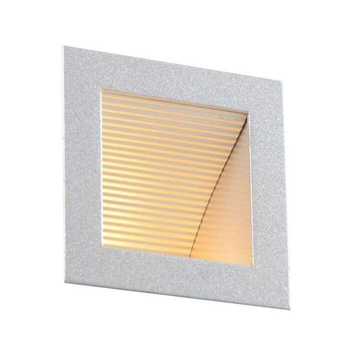 Inbyggd-vägglampa-'Down-Under-S'-Moderna-aluminium---Passande-för-LED-/-Inomhus