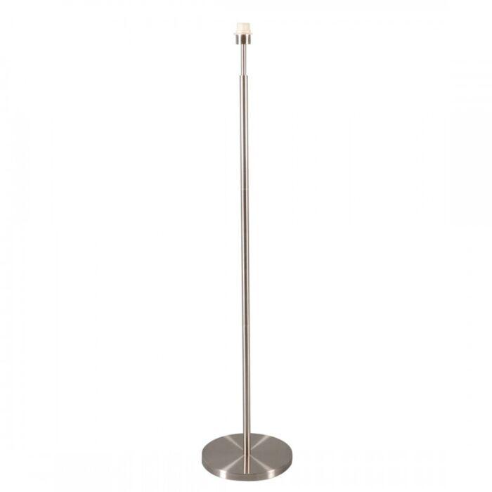 Golvlampa-'Combi-1'-Moderna-stål---Passande-för-LED-/-Inomhus
