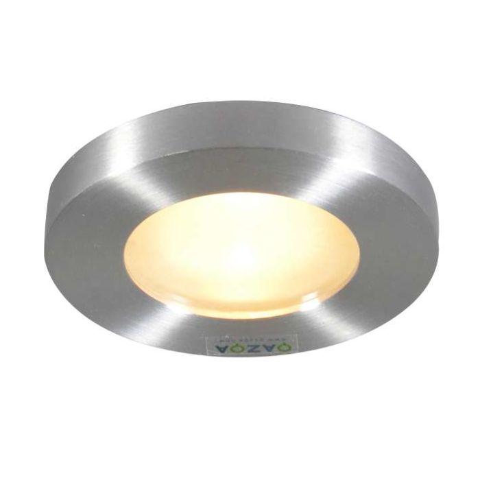 Modern-infälld-fläckaluminium-IP54-dimbar---Anex