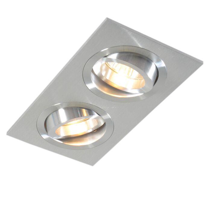 Infällbar-vippbar-aluminium-aluminium---Lås-2