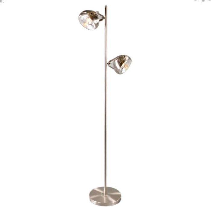 Golvlampa-'Farol-2'-Design-stål---Passande-för-LED-/-Inomhus